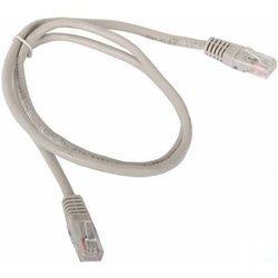 Патч-корд UTP cat5е 1м (AOPEN ANP511_1M) (серый) - КабельСетевые аксессуары<br>Патч-корд, категория 5е, длина 1 м.
