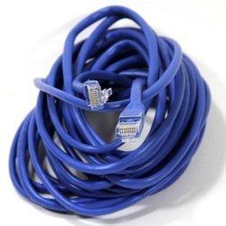 Патч-корд UTP cat5е 3м (AOPEN ANP511_3M_B) (синий) - Кабель  - купить со скидкой