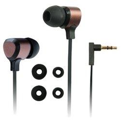 Ritmix RH-136 (бронза) - НаушникиНаушники и Bluetooth-гарнитуры<br>Внутриканальные, диапазон частот: 20-20000 Гц. Сопротивление: 16 Ом. Разъём: 3.5 мм.