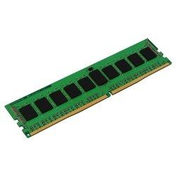 Kingston KVR24R17S8/4 - Память для компьютераМодули памяти<br>Kingston KVR24R17S8/4 - DDR4 2400 (PC 19200) DIMM 288 pin, 1x4 Гб, буферизованная, ECC, 1.2 В, CL 17