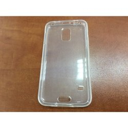 Чехол-накладка для Samsung Galaxy S5 (iBox 360 YT000008793) (прозрачный) - Чехол для телефонаЧехлы для мобильных телефонов<br>Чехол плотно облегает корпус и гарантирует надежную защиту от царапин и потертостей.