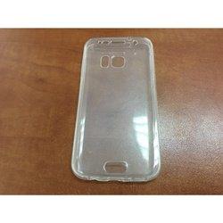 Двусторонний силиконовый чехол-накладка для Samsung Galaxy S7 (iBox 360 YT000008758) (прозрачный) - Чехол для телефонаЧехлы для мобильных телефонов<br>Чехол плотно облегает корпус и гарантирует надежную защиту от царапин и потертостей.