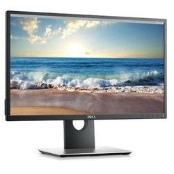 Dell P2217H (черный) - МониторМониторы<br>ЖК-монитор с диагональю 21.5quot;, тип ЖК-матрицы IPS, разрешение 1920x1080 (16:9), яркость 250 кд/м2, время отклика 5 мс.