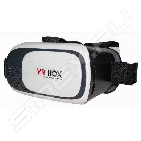 РосТест - официальная гарантия производителя шлем виртуальной реальности vr  box 2 (px vrbox2) 1 категория 8ded4196316c1
