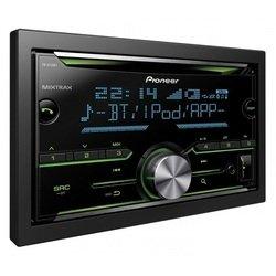 Pioneer FH-X730BT - АвтомагнитолаАвтомагнитолы<br>Автомагнитола 2 DIN, CD-проигрыватель, Модуль Bluetooth, макс. мощность 4 x 50 Вт, воспроизведение с USB-накопителя