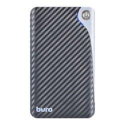 Buro RA-12750 (серебристо-черный) - Внешний аккумулятор Марганец устройства громкой связи