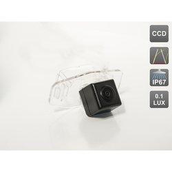 CCD штатная камера заднего вида с динамической разметкой для Honda Civic 4D IX (2012-...), Accord IX (2012-...) (AVIS AVS326CPR (#020)) - Камера заднего видаКамеры заднего вида<br>Камера проста в установке и незаметна, что позволяет избежать ее кражи или повреждения. Разрешение в 520 линий и широкий угол обзора дают полную информацию всего происходящего сзади, при этом класс пыле- и влагозащиты IP67 позволяет не беспокоиться за сохранность камеры в жестких условиях дорог.
