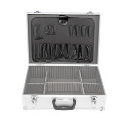 Кейс для инструмента AT-600 - ЯщикЯщики для инструментов<br>Укреплённый кейс для хранения инструмента и для размещения в нем переносных приборов и электронных устройств для их защиты от механических повреждений при транспортировке.