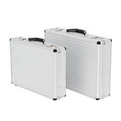 Кейс для инструмента AT-627 (2 в 1) - ЯщикЯщики для инструментов<br>Комплект из двух металлических кейсов с кодовыми замками для хранения и транспортировки инструмента и приборов, чувствительных к электромагнитным воздействиям.