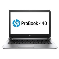 "hp probook 440 g3 (w4n90ea) (intel core i5 6200u 2300 mhz/14.0""/1920x1080/8.0gb/1000gb/dvd нет/intel hd graphics 520/wi-fi/bluetooth/win 7 pro 64)"