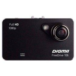 Digma FreeDrive 106 - Автомобильный видеорегистратор