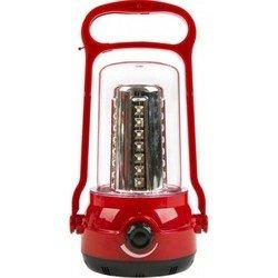 Кемпинговый фонарь 35+6 SMD Smartbuy SBF-36-R (красный) - ФонарьФонари<br>Портативный кемпинговый фонарь, источник света: 35+6 SMD светодиодов, ручка трансформер, питание: от встроенного аккумулятора 2.5 Ач.