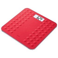 Beurer GS300 RD - Напольные весыНапольные весы<br>Beurer GS300 RD - электронные, макс. 180 кг, точность 0.1 кг
