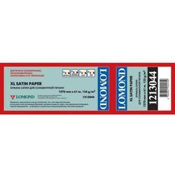 Сатиновая бумага (1270 мм х 61 м) (Lomond 1213044) - БумагаОбычная, фотобумага, термобумага для принтеров<br>Бумага предназначена для высококачественной сольвентной печати.
