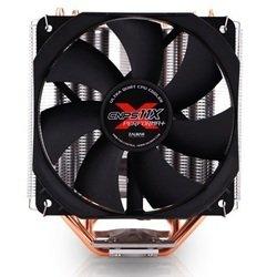 Zalman CNPS11X Performa+ - Кулер, охлаждениеКулеры и системы охлаждения<br>Кулер для процессора, Intel: S775, S1150/1151/1155/1156, S1356/1366, S2011, AMD: AM2, AM2+, AM3/AM3+/FM1, 1 вентилятор 120 мм, скорость 1000-1600 об/мин, радиатор из алюминия и меди, уровень шума 17-26 дБ. В комплекте термопаста ZM-STG2M.
