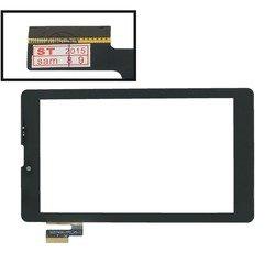 Тачскрин для Prestigio PMP3007C, Texet TM7032 (SG5740A FPCV5 1) (М0947524) (черный) - Тачскрины для планшетаТачскрины для планшетов<br>Тачскрин выполнен из высококачественных материалов и идеально подходит для данной модели устройства.
