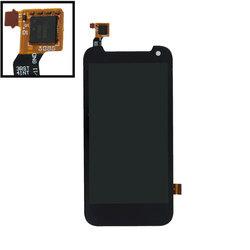 Дисплей для HTC Desire 310 с тачскрином (черный) (М0947655) - Дисплей, экран для мобильного телефонаДисплеи и экраны для мобильных телефонов<br>Дисплей выполнен из высококачественных материалов и идеально подходит для данной модели устройства.