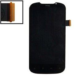 Дисплей для HTC Amaze 4G X715E с тачскрином (черный) (М0141502) - Дисплей, экран для мобильного телефонаДисплеи и экраны для мобильных телефонов<br>Дисплей выполнен из высококачественных материалов и идеально подходит для данной модели устройства.