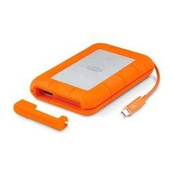 Lacie  Rugged V2 USB 3.0 1Tb (STEV1000400) (оранжевый) - Внутренний жесткий диск HDDВнутренние жесткие диски<br>Внешний жесткий диск - объем 1 Тб, интерфейс USB 3.0, Thunderbolt, форм-фактор HDD 2.5quot;