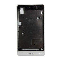 Корпус для Sony ST27i (Xperia Go) (М0039872) (белый) - Корпус для мобильного телефонаКорпуса для мобильных телефонов<br>Потертости и царапины на корпусе это обычное дело, но вы можете вернуть блеск своему устройству, поменяв корпус на новый.