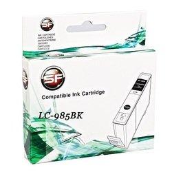 Картридж для Brother DCP-j315, DCP-j315w, DCP-j515, DCP-j515w, MFC-j265, MFC-j265w (SuperFine SF-LC985Bk) (черный) - Картридж для принтера, МФУКартриджи<br>Картридж совместим с моделями: Brother DCP-j315, DCP-j315w, DCP-j515, DCP-j515w, MFC-j265, MFC-j265w.
