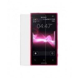 Защитная пленкадисплея для Sony Xperia S LT26w матовая (М0041020) - ЗащитаЗащитные стекла и пленки для мобильных телефонов<br>Пленка поможет уберечь дисплей от внешних воздействий и надолго сохранит работоспособность устройства.