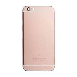 Корпус для Apple iPhone 6S (LP 0L-00028186) (розовый) - Корпус для мобильного телефонаКорпуса для мобильных телефонов<br>Потертости, царапины и даже трещины на корпусе - это обычное дело, но вы можете вернуть блеск своему устройству, поменяв корпус на новый.