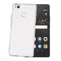 Чехол-накладка для Huawei P9 Lite (Celly Gelskin GELSKIN564) (прозрачный) - Чехол для телефонаЧехлы для мобильных телефонов<br>Чехол плотно облегает корпус и гарантирует надежную защиту от царапин и потертостей.