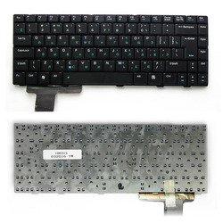 Клавиатура для ноутбука Asus V1J, B50, B50A, V1, V1J, V1S (TOP-100315) (черная) - Клавиатура для ноутбука