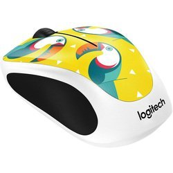 logitech m238 party collection toucan usb (910-004714) (рисунок)
