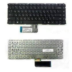 Клавиатура для ноутбука HP Envy 4-1000, 4-1100, 4-1200, 6-1000 (TOP-100300) (черная, без рамки) - Клавиатура для ноутбука