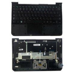 Клавиатура для ноутбука Samsung NP900X1A, NP900X1B (TOP-100462) (черная, с topcase) - Клавиатура для ноутбукаКлавиатуры для ноутбуков<br>Клавиатура легко устанавливается и идеально подойдет для Вашего ноутбука. Русифицированная. Совместима с моделями: Samsung NP900X1A, NP900X1B.