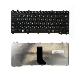 Клавиатура для ноутбука Toshiba Satellite A600, T130, T135, U400, U405, U500, U505 (TOP-100392) (черная)  - Клавиатура для ноутбукаКлавиатуры для ноутбуков<br>Клавиатура легко устанавливается и идеально подойдет для Вашего ноутбука. Русифицированная. Совместима с моделями: Sony SVF15, SVF152, FIT 15.