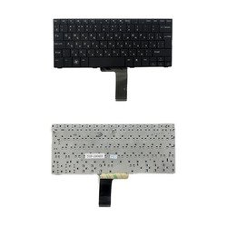 Клавиатура для ноутбука Dell Inspiron Mini 10, 10v, 1010, 1011 (TOP-100403) (черная) - Клавиатура для ноутбука