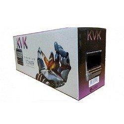 Картридж для HP Color LaserJet CP6015 (KVK KVK-CB380A) (черный) - Картридж для принтера, МФУКартриджи<br>Картридж совместим с HP Color LaserJet CP6015.