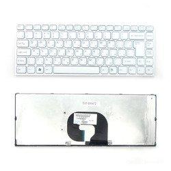 Клавиатура для ноутбука Sony Vaio VPC-Y Series (TOP-100472) (белая) - Клавиатура для ноутбукаКлавиатуры для ноутбуков<br>Клавиатура легко устанавливается и идеально подойдет для Вашего ноутбука. Русифицированная. Совместима с моделями: Sony Vaio VPC-Y Series.