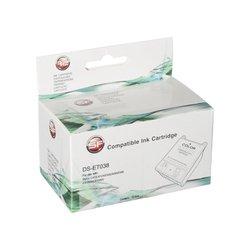 Картридж для Epson Stylus C41, C41UX, C43UX, C45, CX1500 (SuperFine SF-T038Bk) (черный)  - Картридж для принтера, МФУКартриджи<br>Картридж совместим с моделями: Epson Stylus C41, C41UX, C43UX, C45, CX1500.