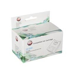 Картридж для Epson Stylus C41, C41UX, C43UX, C45, CX1500 (SuperFine SF-T039C) (голубой)  - Картридж для принтера, МФУКартриджи<br>Картридж совместим с моделями: Epson Stylus C41, C41UX, C43UX, C45, CX1500.