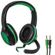 DEFENDER Warhead G-200 (зеленый/черный) - Компьютерная гарнитураКомпьютерные гарнитуры<br>Накладные. Разъём: 2 x 3.5 mm стерео. Диапазон частот наушники: 20-20000 Гц., микрофон: 30-16000 Гц. Сопротивление; наушник: 32 Ом, микрофон: 2.2 Ом. Съемный микрофон. Длина провода: 2 м. (1/36)
