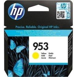 Картридж для HP OfficeJet Pro 8210, 8710, 8715, 8720, 8725, 8730 (F6U14AE №953) (желтый) - Картридж для принтера, МФУКартриджи<br>Картридж совместим с моделями: HP OfficeJet Pro 8210, 8710, 8715, 8720, 8725, 8730.