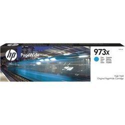 Картридж для HP PageWide Pro 477dw, 452dw (F6T81AE №973X) (голубой) - Картридж для принтера, МФУ