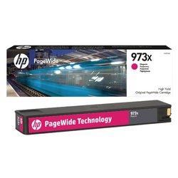 Картридж для HP PageWide Pro 477dw, 452dw (F6T82AE №973X) (пурпурный) - Картридж для принтера, МФУ