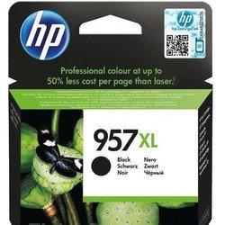 Картридж для HP OfficeJet Pro 8210, 8720, 8725, 8730 (L0R40AE №957XL) (черный) - Картридж для принтера, МФУКартриджи<br>Картридж совместим с моделями: HP OfficeJet Pro 8210, 8720, 8725, 8730.