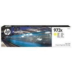 Картридж для HP PageWide Pro 452dw, 452dwt, 477dw, 477dwt (F6T83AE №973X) (желтый) - Картридж для принтера, МФУ