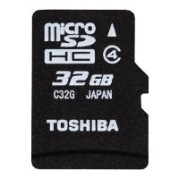 toshiba sd-c32gj (bl5a) + sd adapter