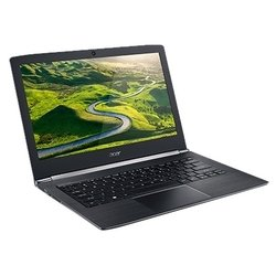 "acer aspire s5-371-70fd (intel core i7 6500u 2500 mhz/13.3""/1920x1080/8.0gb/256gb ssd/dvd нет/intel hd graphics 520/wi-fi/bluetooth/win 10 home) (nx.gcher.005) (черный)"