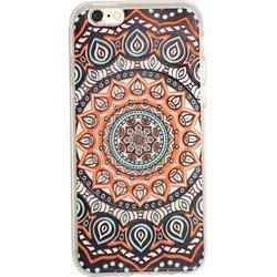 Силиконовый чехол-накладка для Apple iPhone 6, 6S (iBox Fashion YT000009217) (дизайн №102) - Чехол для телефона  - купить со скидкой