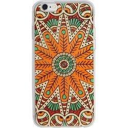 Силиконовый чехол-накладка для Apple iPhone 6, 6S (iBox Fashion YT000009214) (дизайн №90) - Чехол для телефона  - купить со скидкой