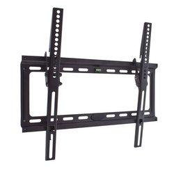 Кронштейн для LCD/LED телевизора Kromax IDEAL-4 (черный) - Подставка, кронштейнПодставки и кронштейны<br>Тип: наклонный, диагональ экрана (дюймы): 22quot;-65quot;, расстояние от стены (мм): 23, угол наклона(°): 0-10, нагрузка (кг): 50.