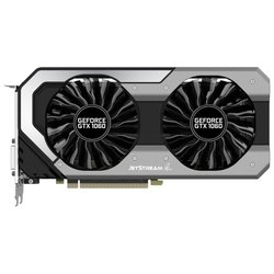 Palit GeForce GTX 1060 1506Mhz PCI-E 3.0 3072Mb 8000Mhz 192 bit DVI HDMI HDCP JetStream RTL